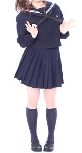 静○高校(冬)
